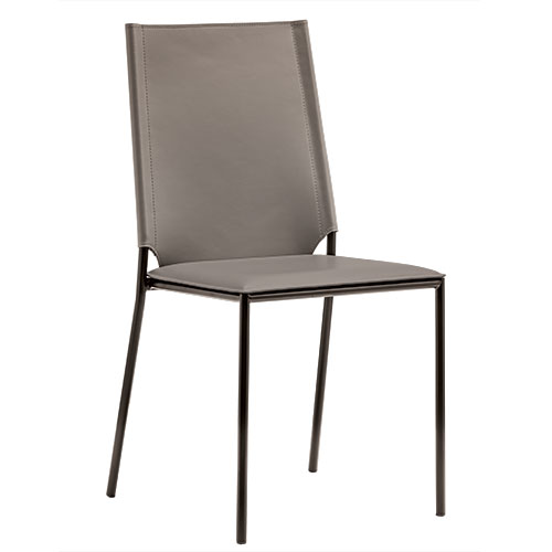 Modern Chairs with removable cover | WEAR leather | Albaplus v. 1